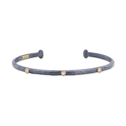Baby Stockholm Open Cuff Bracelet by Lika Behar Collection