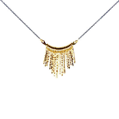 Tassel Necklace by Dana Kellin