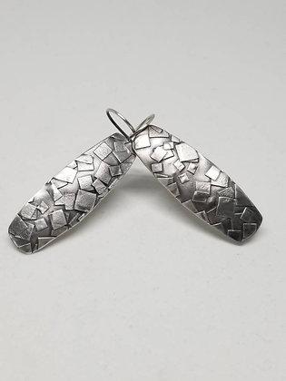 Long Confetti Earrings by Heather Munion