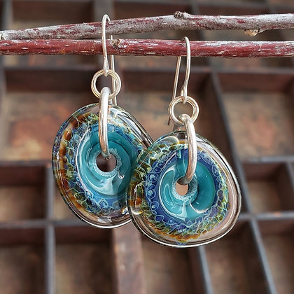 Prota Earrings by Caitlin Burch