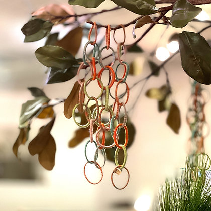 Decorative Chain Links Garland