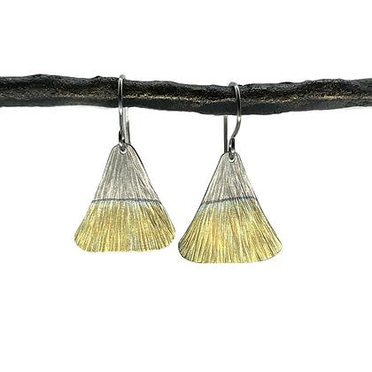 Medium Fin Earrings by Amie Plante