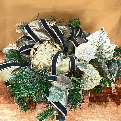 Artichoke Festive Holiday Arrangement