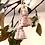 Thumbnail: Decorative Curtain Tassel Tie Back ~Light Pink