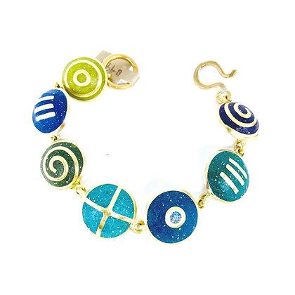 Rorsach Bracelet