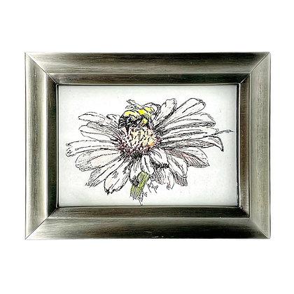 Daisy & Bee Drawing