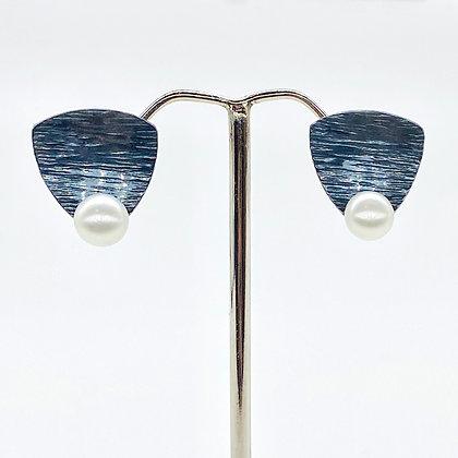 Mini Oyster Earrings