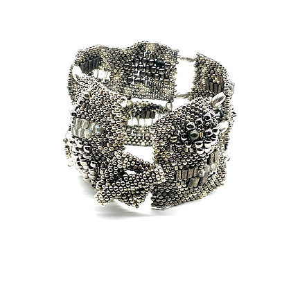 Flux Panel Cuff Bracelet