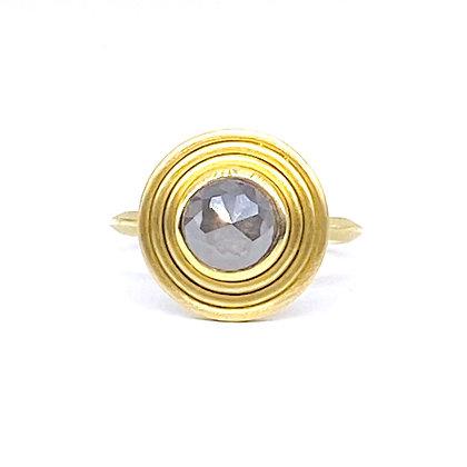 Grey Diamond Ringby Heather Guidero
