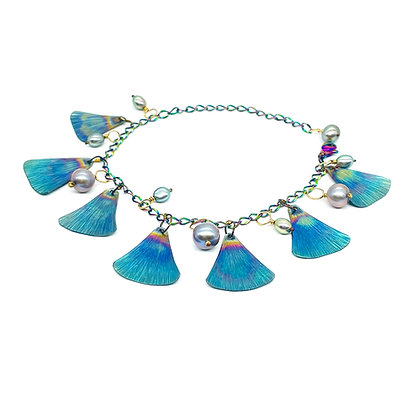 Small Fin Anklet