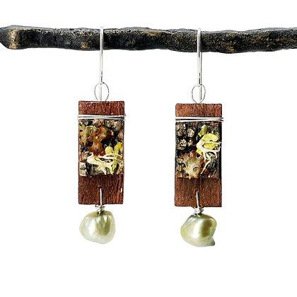 Salon Earrings by Tessoro