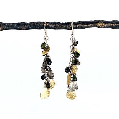 Long Loop Chain Earrings