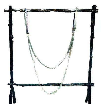 Sketch Line Necklace