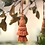 Thumbnail: Decorative Curtain Tassel ~Terracotta