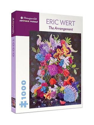 Eric Wert: The Arrangement 1000-Piece Jigsaw Puzzle