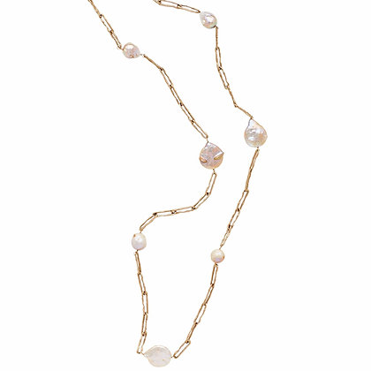 Preza Pearl Necklace