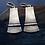 Thumbnail: Axe Earrings by Tiny Anvil