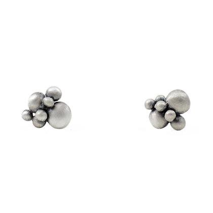 Dot Studs Earrings by Monique Rancourt