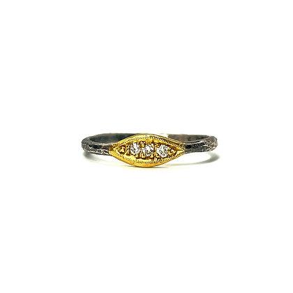 Diamond Ring by Prehistoric Works