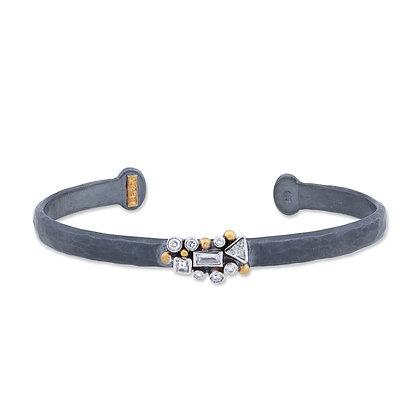 Scatter Open Cuff Bracelet by Lika Behar Collection
