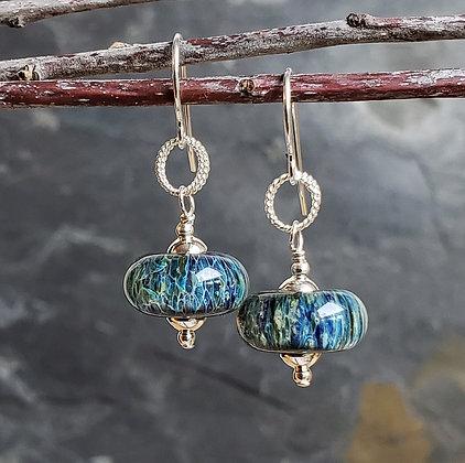 Twist Earrings by Caitlin Burch