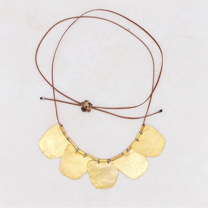 Basket Talisman Necklace by River Song