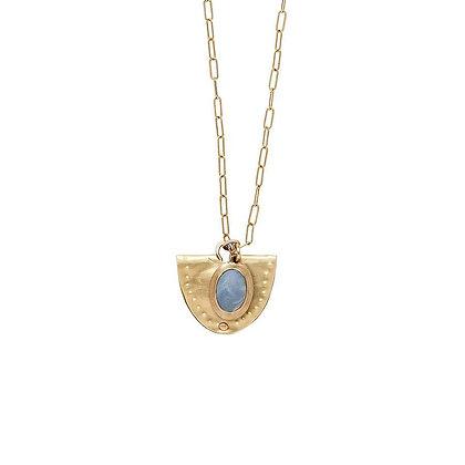 Mevia Charm Pendant Necklace by Julie Cohn