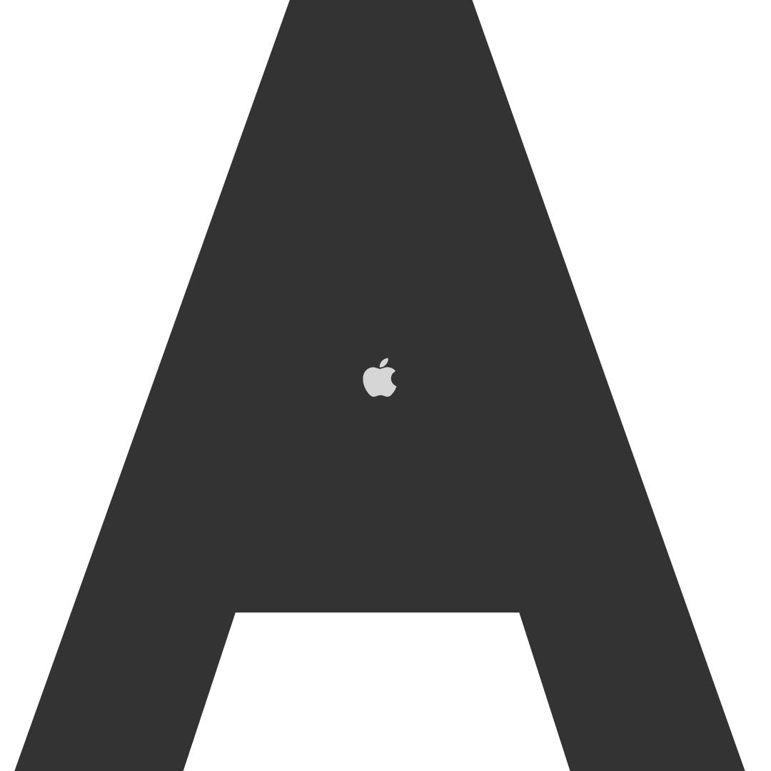 A---Apple