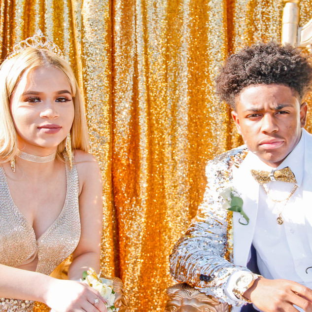 Prom Queen & King