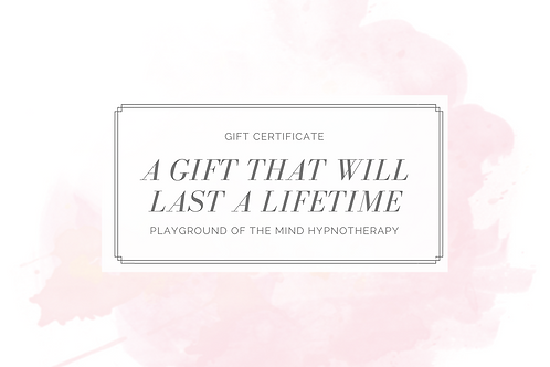 Hypnotherapy Package