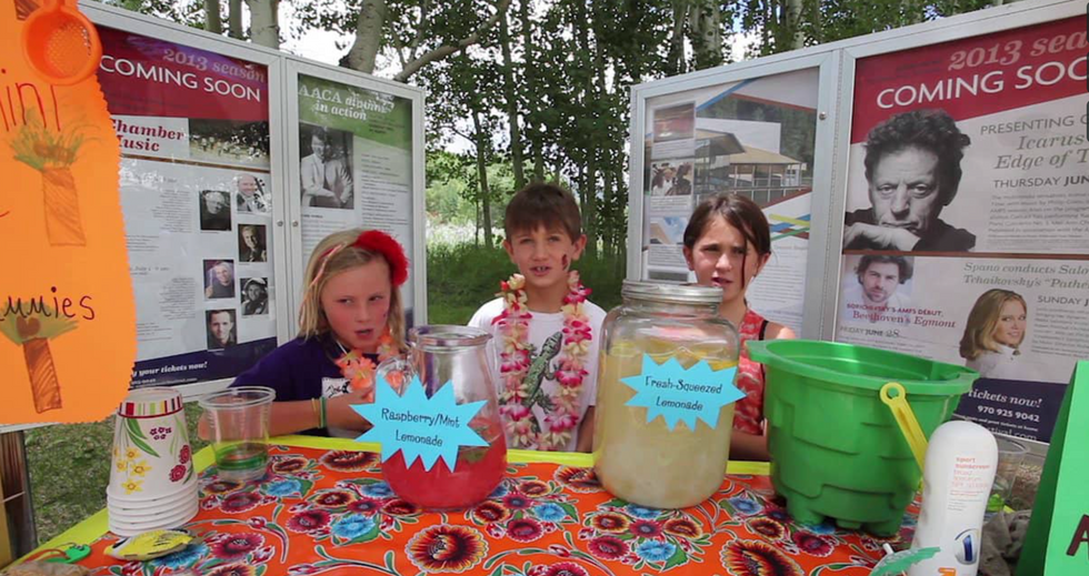 Lemonade Day, Aspen CO