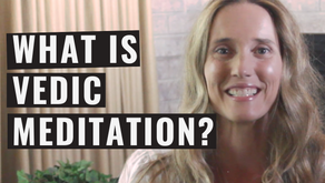 What is Vedic Meditation | Try a Simple Mantra Meditation