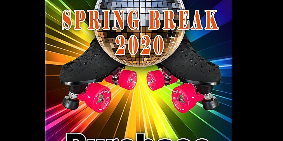 "SPRING BREAK 2020 ""ALL FOOLS SKATE"""