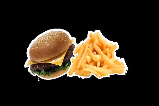 hamburger fries.tif