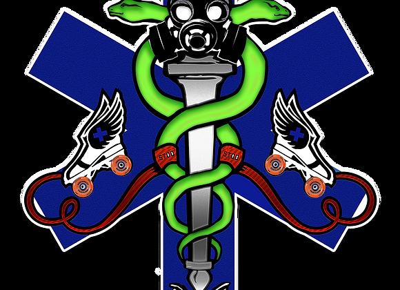 Derby Logo sticker