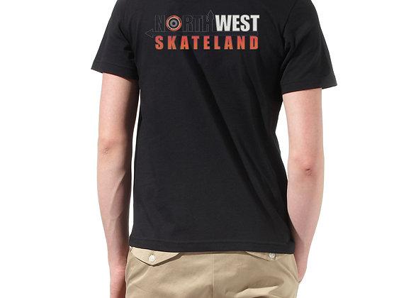 Black Back logo  Shirt