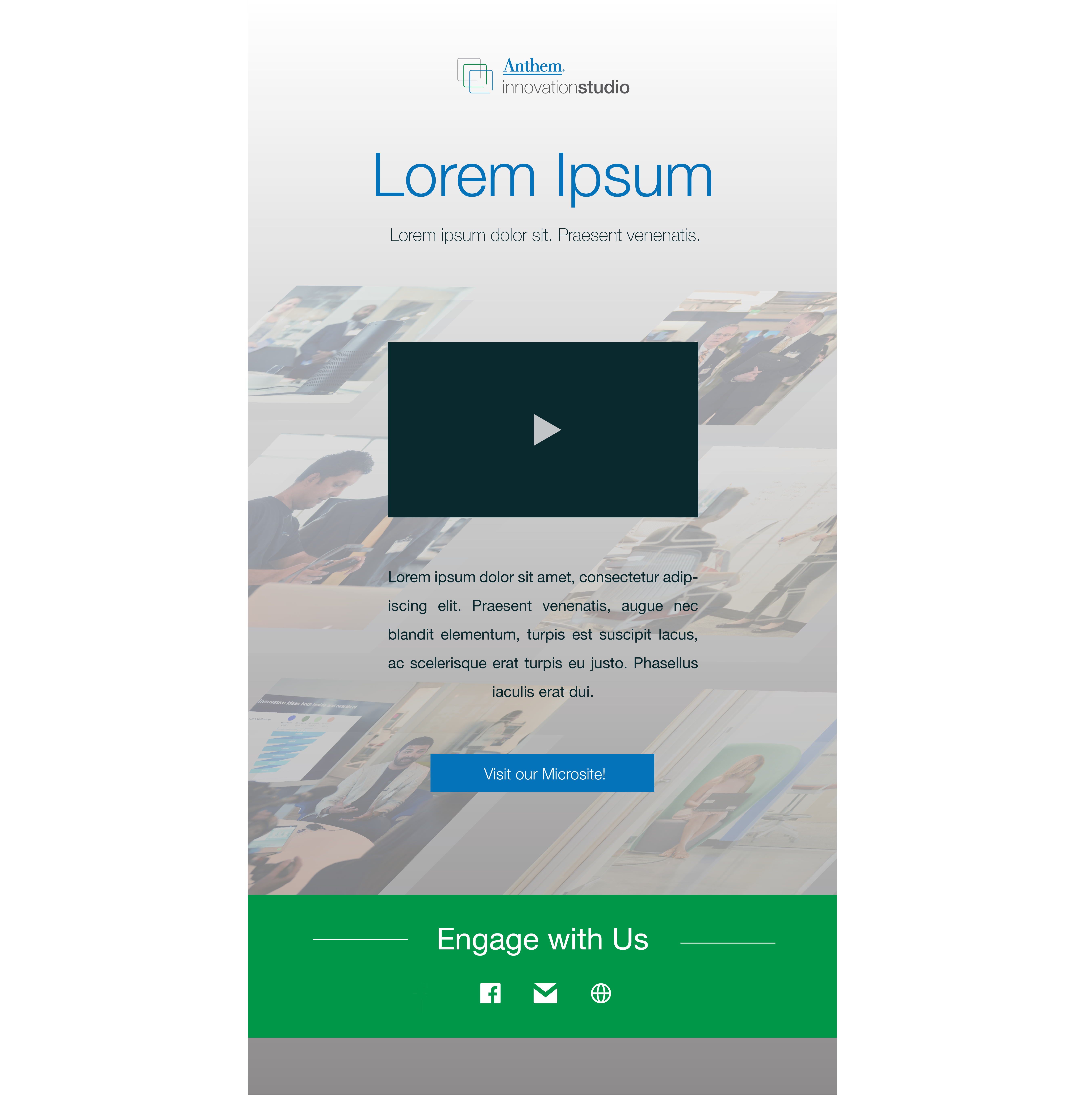 Email Design Iteration 1