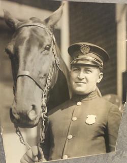 Emil Kral and Duke 1922