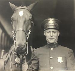 John Parton and Oscar Pepper 1922
