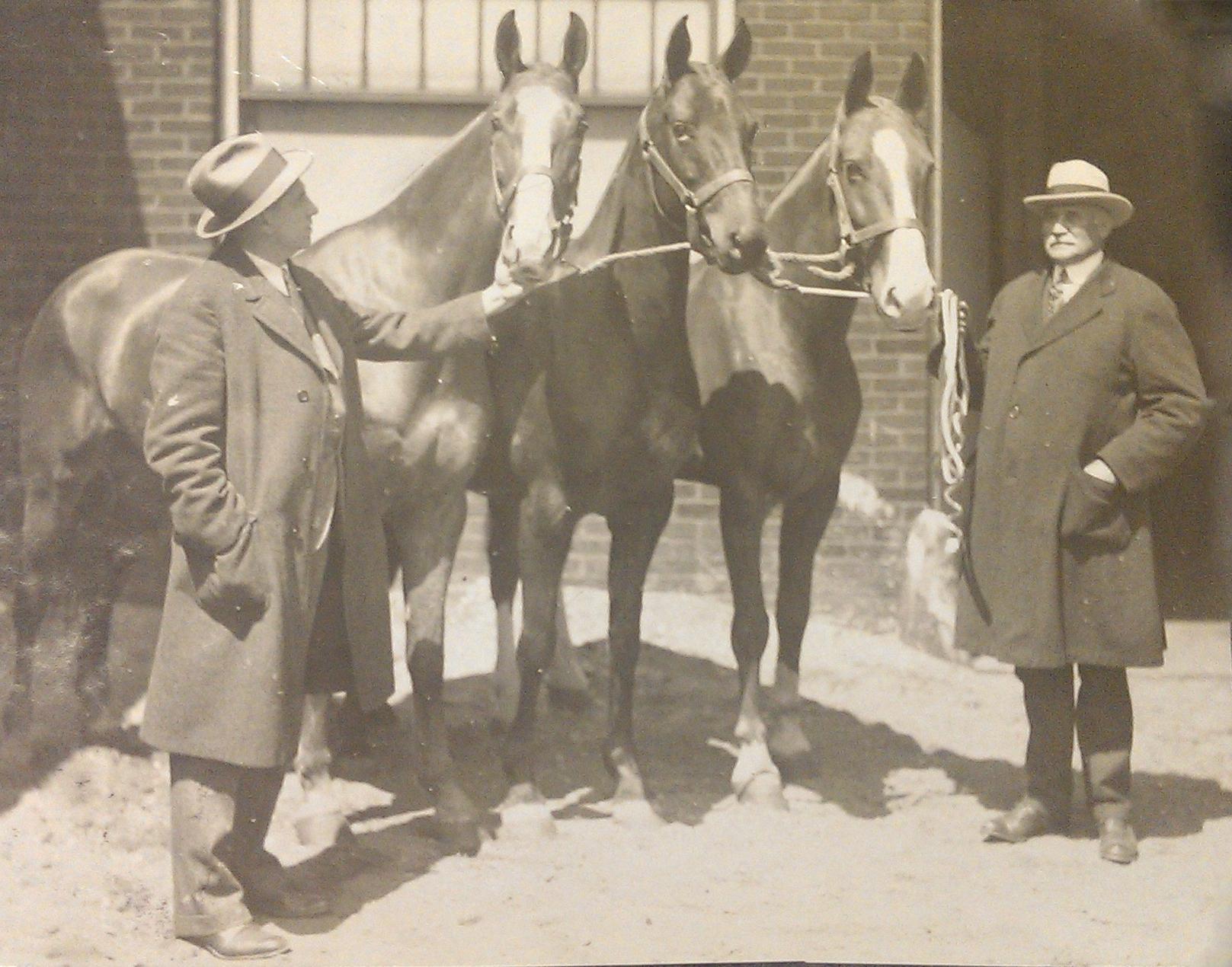 Arthur G. Hopcraft and A.C. Pencock 1928