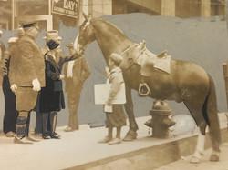 Earnest Shay and Teddy 1926