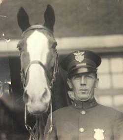 Charles Kaderavek and Doctor 1922