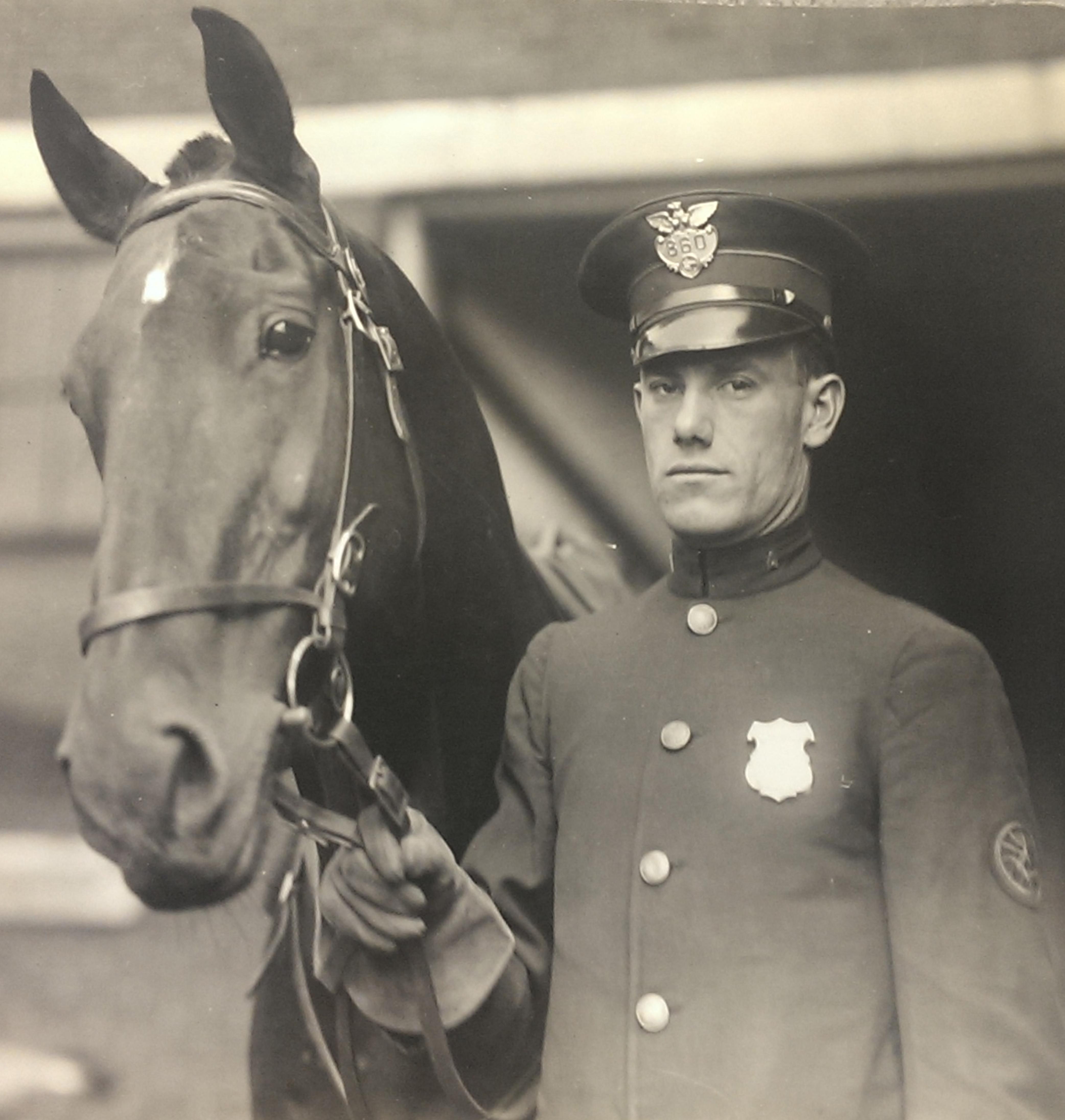 Bert Conlan 1922 Front