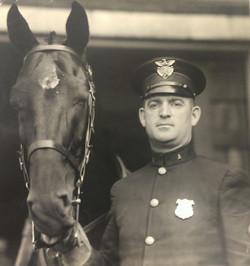Peter Kilbain and Sam 1922
