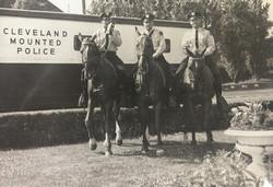 Cleveland-Mounted Unit Command Bus 1961