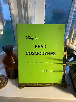 How to Read Cosmodynes by Doris Chase Doane