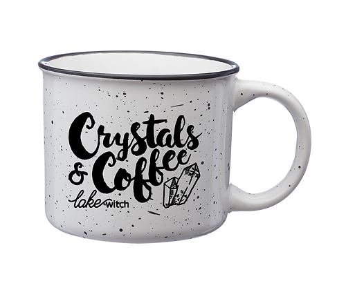 Crystals & Coffee Mug