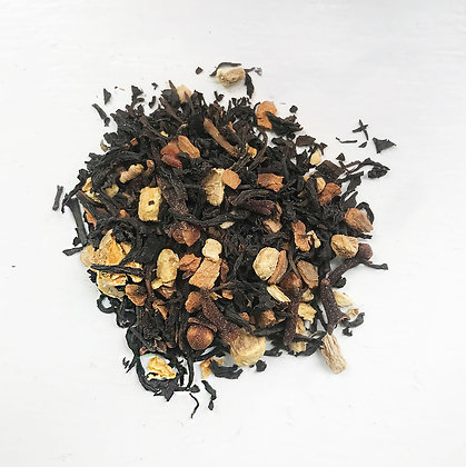 Herbal Tea: Samhain Spice