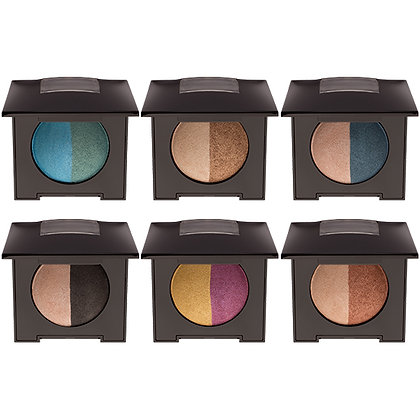 EYESHADOW 6SET : CARRIBEAN