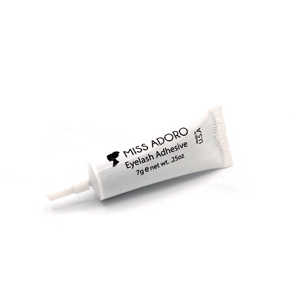 LATEX EYELASH GLUE 7g; CLEAR